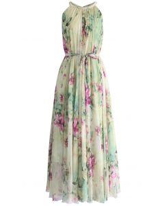 Flower Lullaby–Maxi-Dress zum Hineinschlüpfen