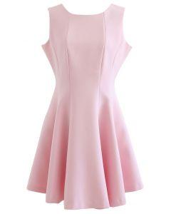 Pink Glory Skater Kleid